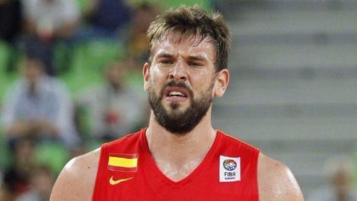Marc Gasol no se ve en los JJOO de Río pese a su convocatoria: