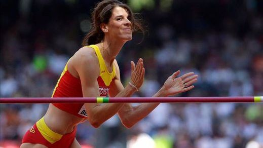 Atletismo: Ruth Beitia encabeza el equipo español a los Europeos
