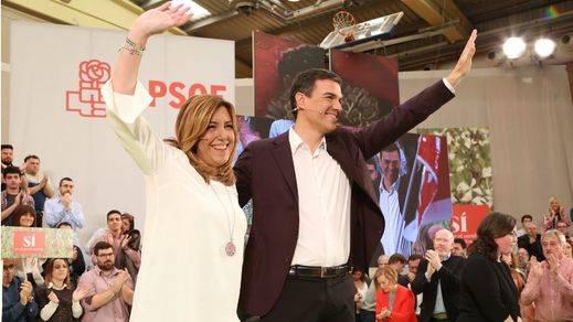 Las claves de la estrategia de Susana Díaz para debilitar a Pedro Sánchez