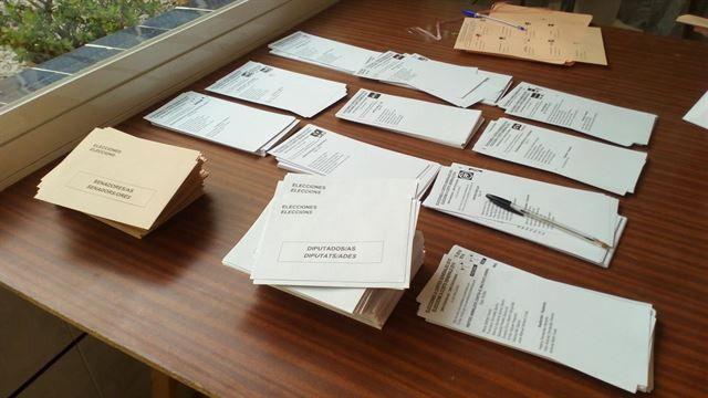 26-J: arranca este mi�rcoles el segundo recuento de los votos... sin votos