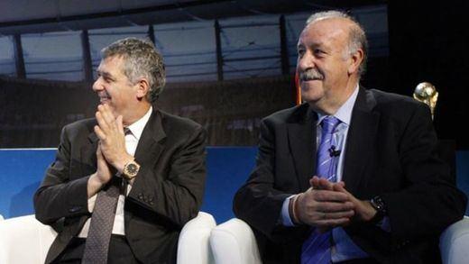 Caparrós, Jémez, Lopetegui, Míchel y Marcelino, candidatos a sustituir al mítico Del Bosque