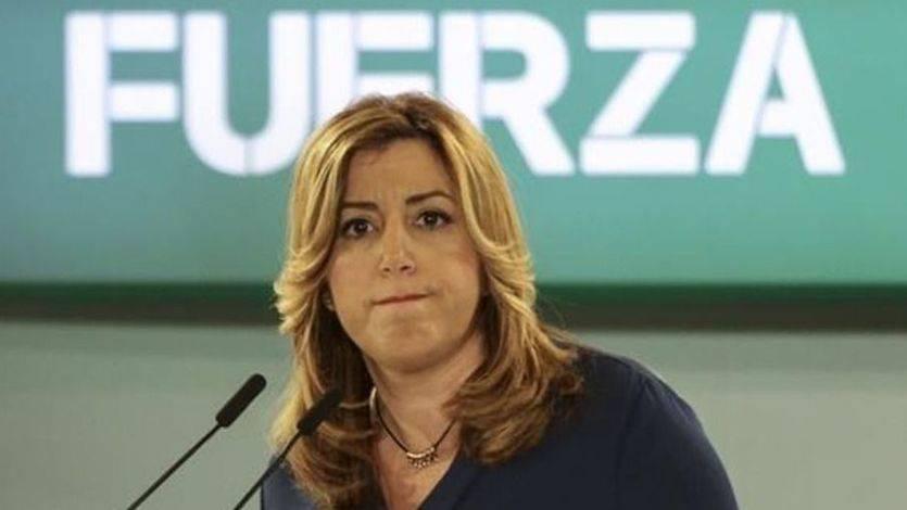 Susana Díaz insiste: el PSOE debe ir a la oposición, pero sin ser 'cómplice' de las políticas 'de sufrimiento' de Rajoy