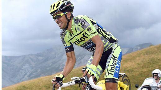 Contador tiene claros sus dos grandes rivales en el Tour: Froome y Quintana