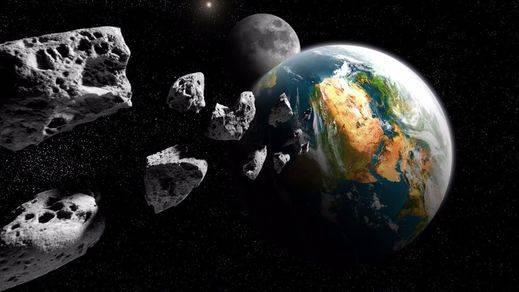 Los expertos cifran en cientos los asteroides que amenazan con devastar la Tierra