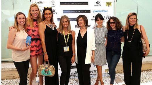 Brillante desfile de bañadores de la diseñadora Guillermina Baeza