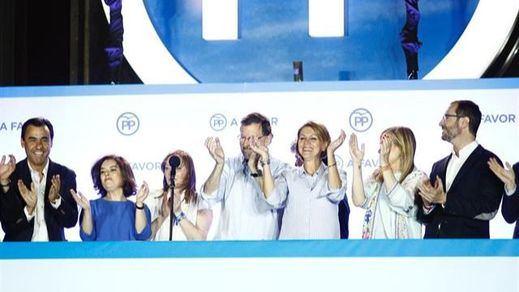 Rajoy pasará factura a los 'traidores' si consigue formar Gobierno