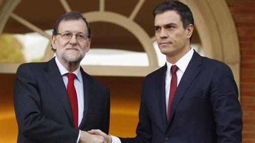 La tentadora ¿e irrechazable? propuesta de Rajoy a Sánchez a cambio de la investidura