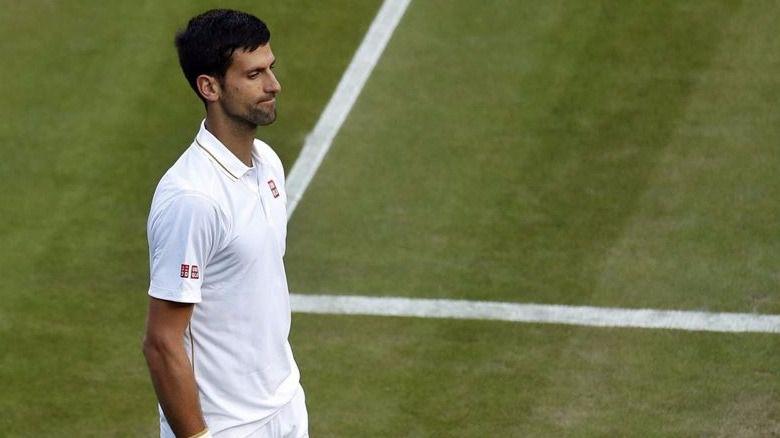 Djokovic cae ante Querrey en tercera ronda de Wimbledon