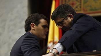 El PP negocia con Ciudadanos la presidencia del Congreso para controlar la Cámara entre ambos