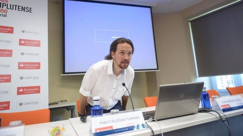 Iglesias marca la transformación de Podemos: de asaltar el cielo a ser un 'ejército regular'