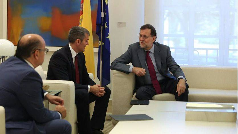 Coalición Canaria se pensará su 'no' a la investidura de Rajoy