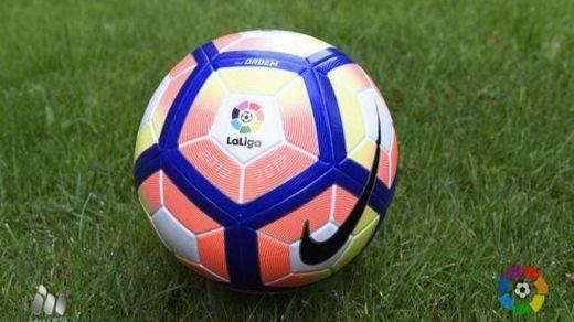 El baló con el que se jugará la próxima Liga