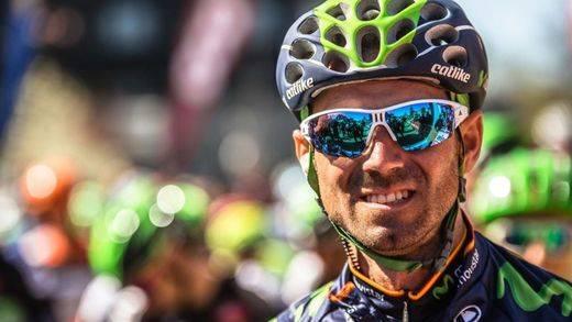 Llega la montaña al Tour y Valverde se ve