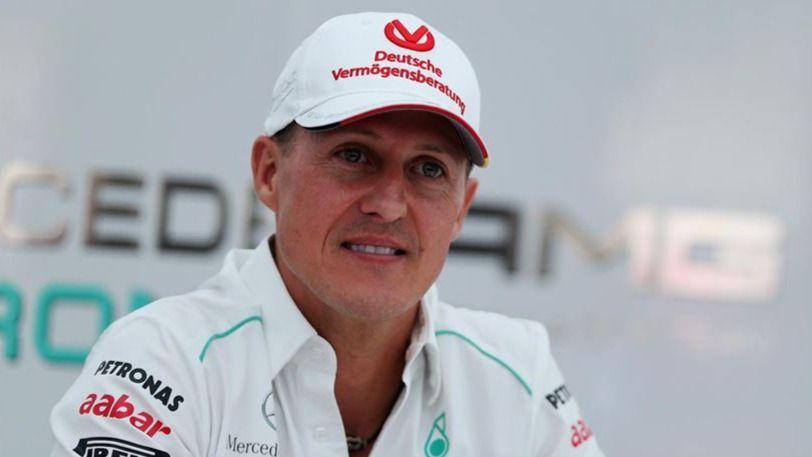 Última hora sobre el estado de salud de Michael Schumacher: no está muerto