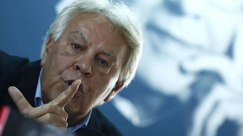 Felipe González bloquea a Sánchez: pide negociar con Rajoy y permitirle gobernar sin obstáculos
