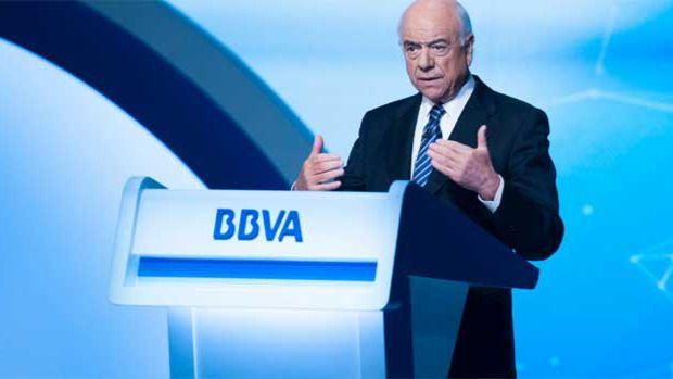 Francisco González, banquero del año por su gestión al frente del BBVA