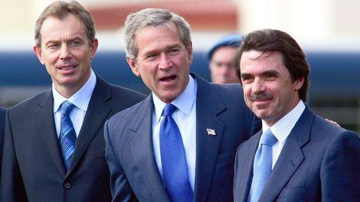 El 'informe Chilcot' sitúa a Aznar como el