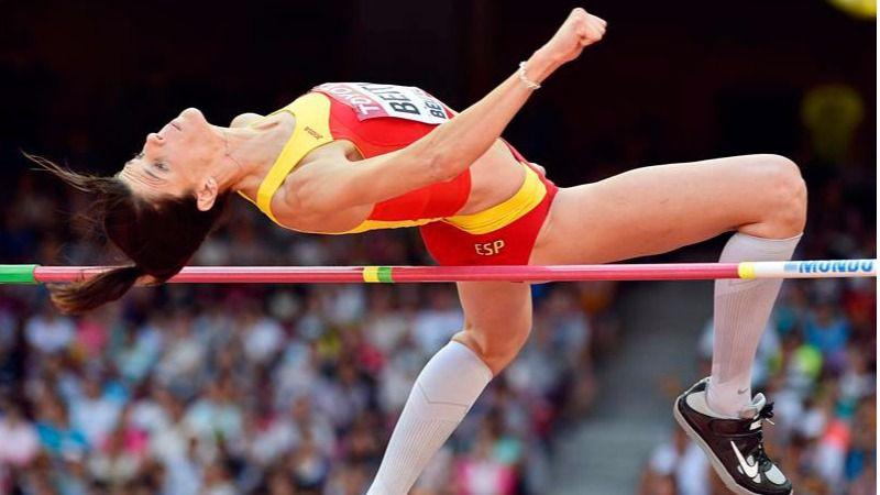 Otra hazaña de la eterna Ruth Beitia: tercer título europeo consecutivo
