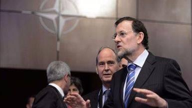 Rajoy espera que Espa�a contribuya pronto al refuerzo militar de la OTAN en el flanco este