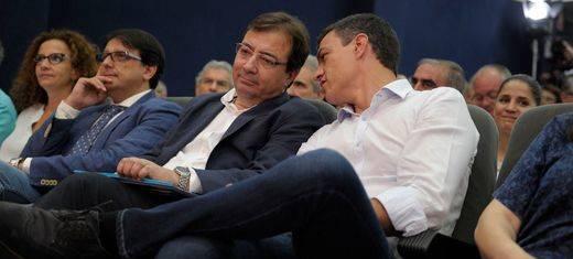 >> Fernández Vara, como con la OTAN: Rajoy,