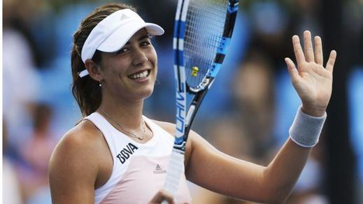 Muguruza pierde el número 2 de la lista mundial tras su petardo en Wimbledon