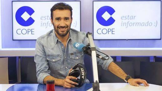 Juanma Castaño presentará el programa deportivo de la noche de la 'COPE'