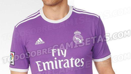 Ya se vende en el top manta la nueva camiseta del Real Madrid antes de que llegue la oficial este jueves 14