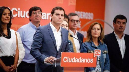 Ciudadanos se abstendrá en la investidura de Rajoy por ser la opción