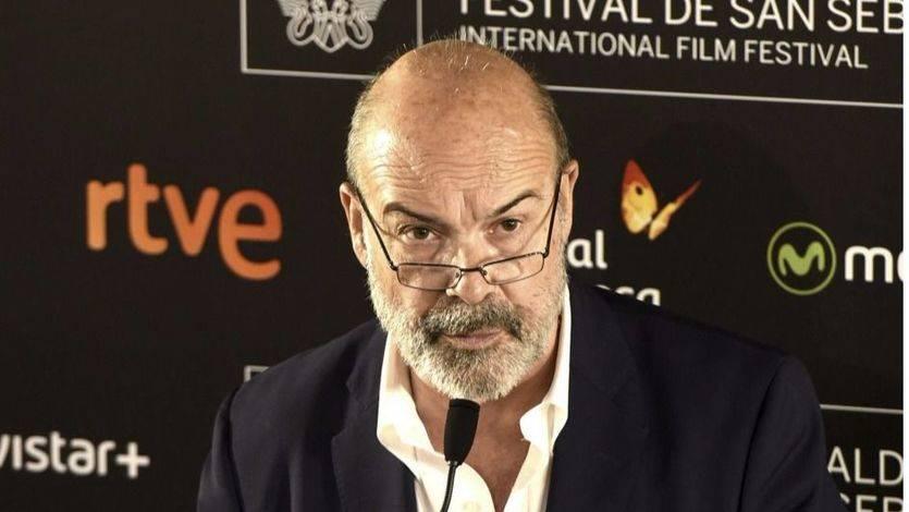 Antonio Resines abandona la Academia de Cine por 'discrepancias con la Junta Directiva'