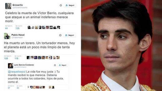 El Supremo abre la vía a que mensajes como los dirigidos contra el torero Víctor Barrio sean penados por