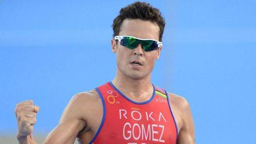 El campeonísimo español de triatlón, Gómez Noya, se queda sin Juegos de Rio
