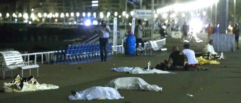 Atentado Niza: oficialmente ya son 84 los muertos en el atropello, con unos 20 heridos graves