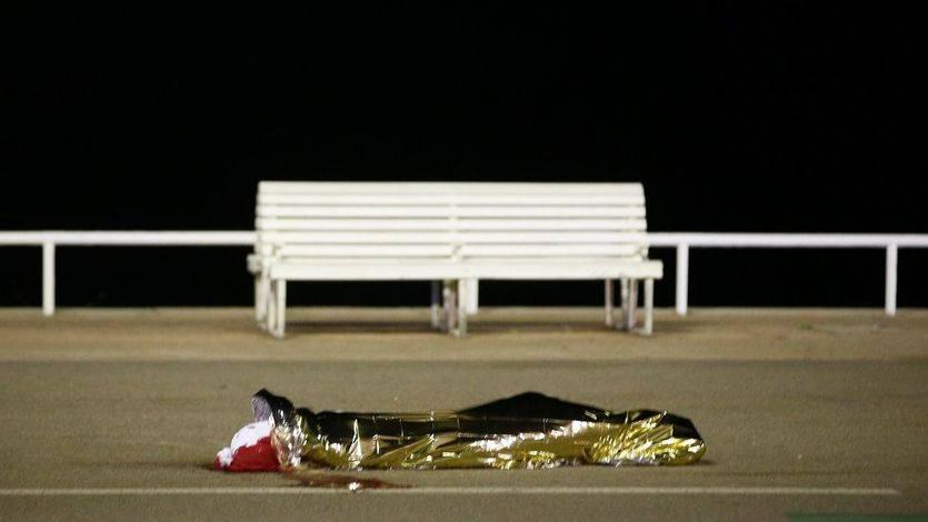 Una de las víctimas de Niza.