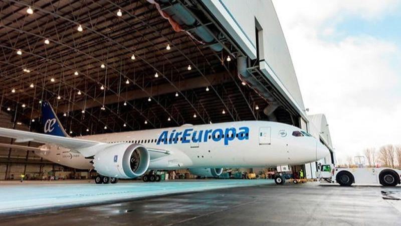 Confirmado: los pilotos de Air Europa harán huelga del 30 de julio al 2 de agosto