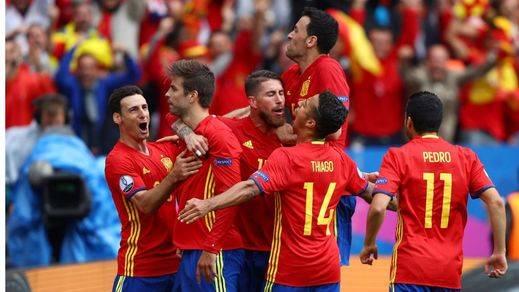 El Bélgica-España suspendido por amenaza terrorista sobre Bruselas se diputará el 1 de septiembre