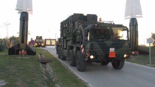 150 militares españoles, testigos de excepción a 500 km de Ankara al frente de una batería de misiles Patriot