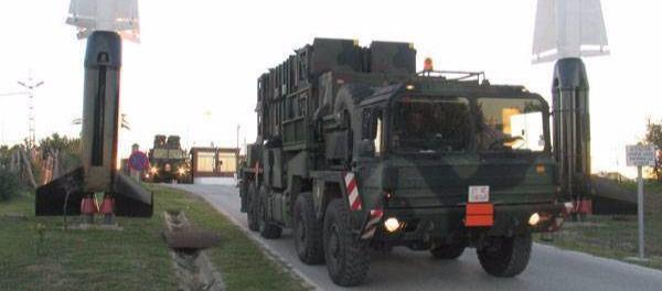 """""""Sin novedad"""", según Defensa, en las tropas españolas de la base de Adana"""