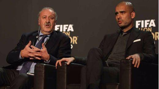 Del Bosque propone como seleccionador...¡a Guardiola!