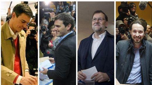 """'El País' abronca a unos políticos """"que no pueden trabajar fines de semana o festivos"""":"""