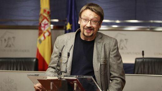 Podemos rechaza apoyar a un presidente del Congreso del PSOE y propone a Xavier Domènech