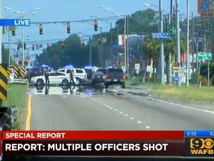 Más violencia en EEUU: al menos tres policías muertos en un tiroteo cerca de Baton Rouge