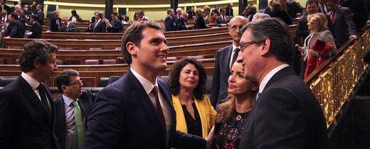 El PP reconoce que sólo negocia la Mesa del Congreso con Ciudadanos y aparta al PSOE