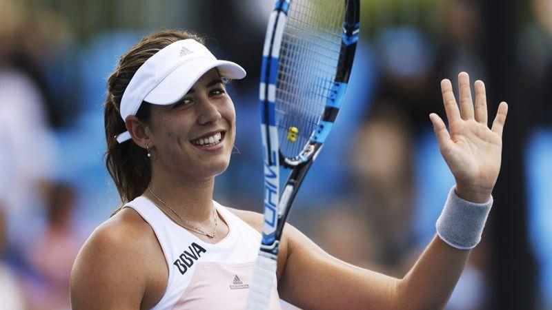 Muguruza se mantiene tercera en la lista mundial de la WTA