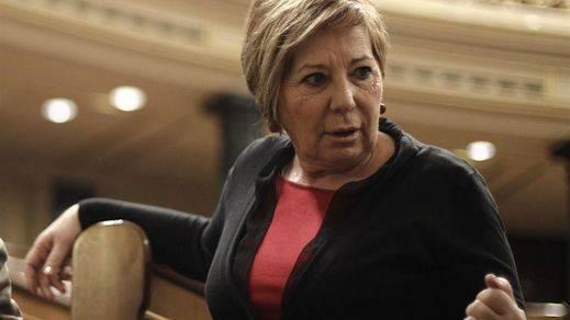 Celia Villalobos se queda fuera de la Mesa del Congreso tras 12 años arropada por Rajoy