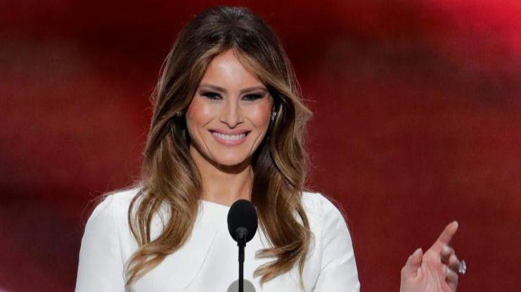 Melania Trump la lía con un posible plagio de un discurso de Michelle Obama