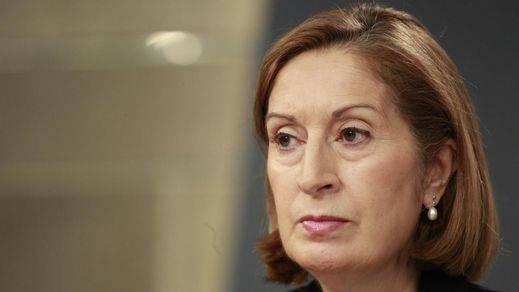 PP y Ciudadanos entronizan a Ana Pastor como presidenta del Congreso al no unirse toda la oposición en contra