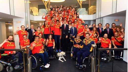 España, con 114 deportistas paralímpicos, aspira a superar las 30 medallas en los Juegos de Río