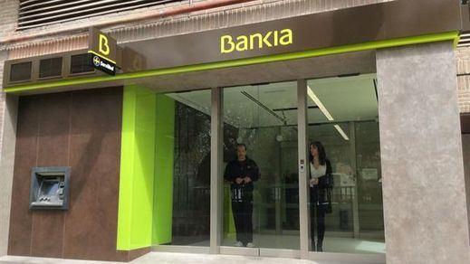 Bankia gana 113.151 nuevos clientes con nómina o pensión en el primer semestre tras retirar las comisiones
