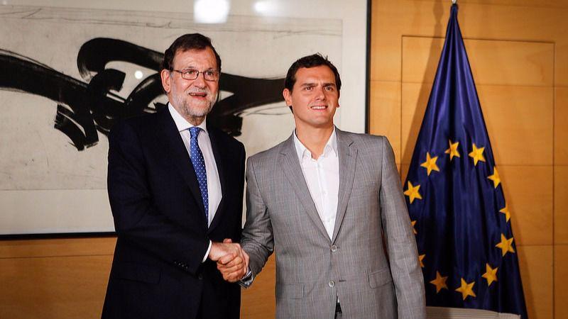 Ciudadanos bloqueará un pacto de investidura entre el PP y los nacionalistas