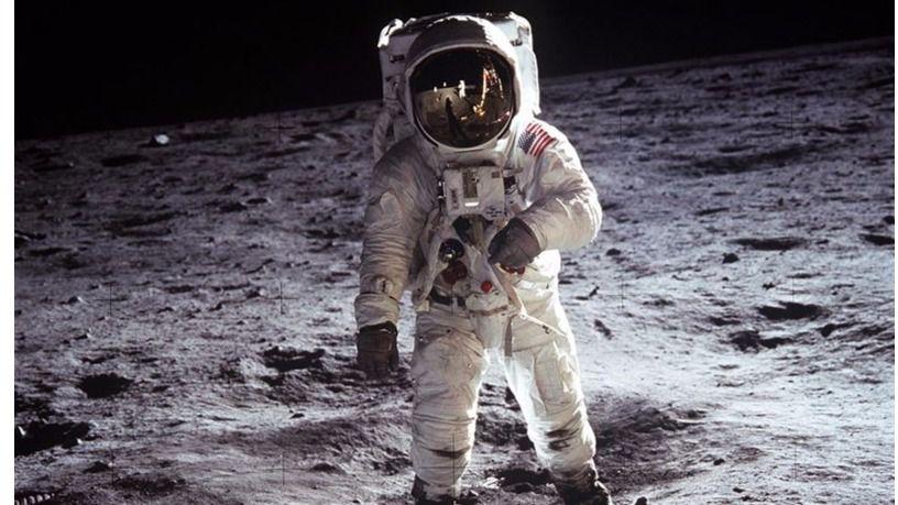 Se cumplen 47 años desde que el hombre 'conquistó' la Luna